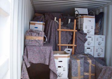 Lagerung Möbel