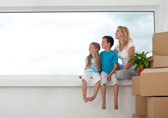Ein Umzug mit Kindern – frühzeitig planen!